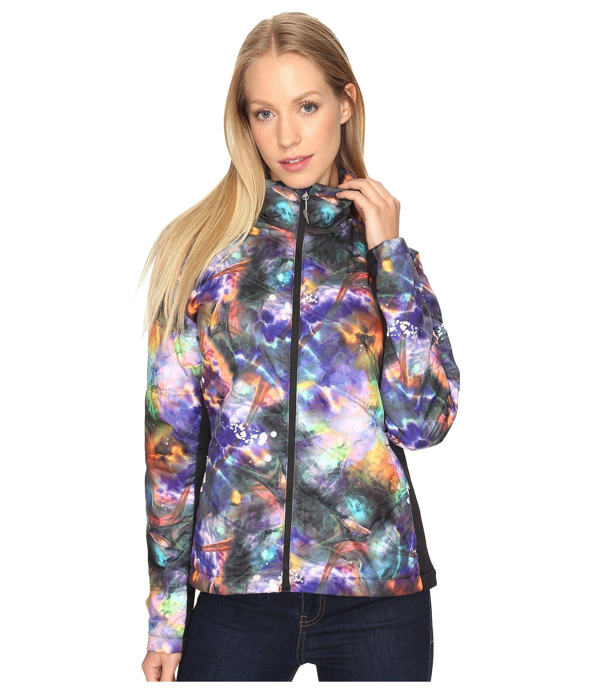 c9290368d9c7b Spyder Glissade Insulator Jacket In Tie-Dye Print | ModeSens