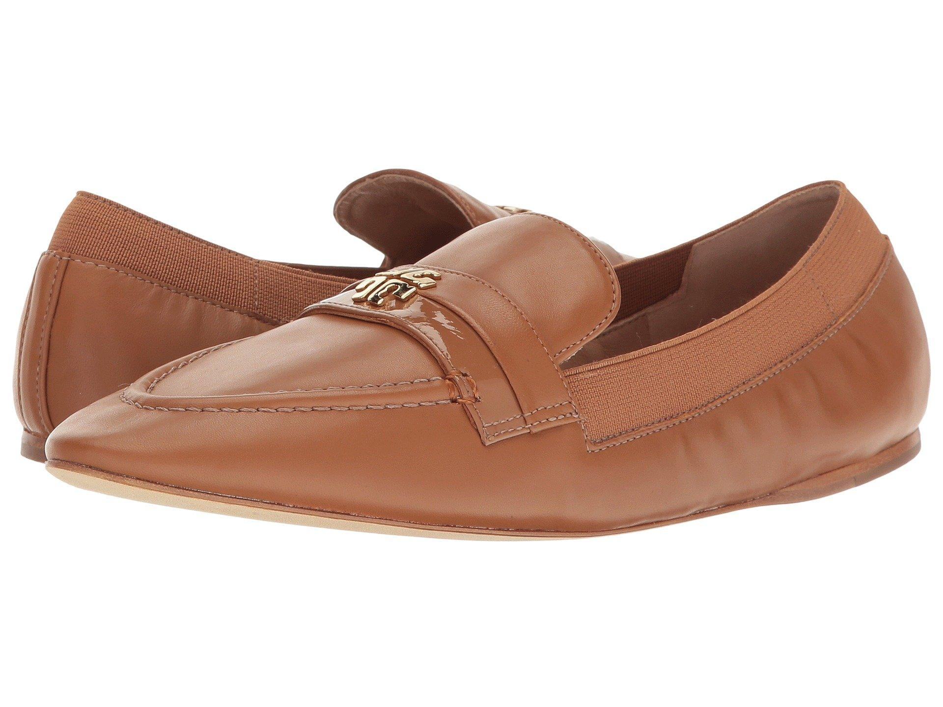 60a442bcc26 Tory Burch Jolie Loafer In Royal Tan