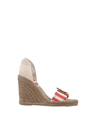 Marc Jacobs Espadrilles In Red