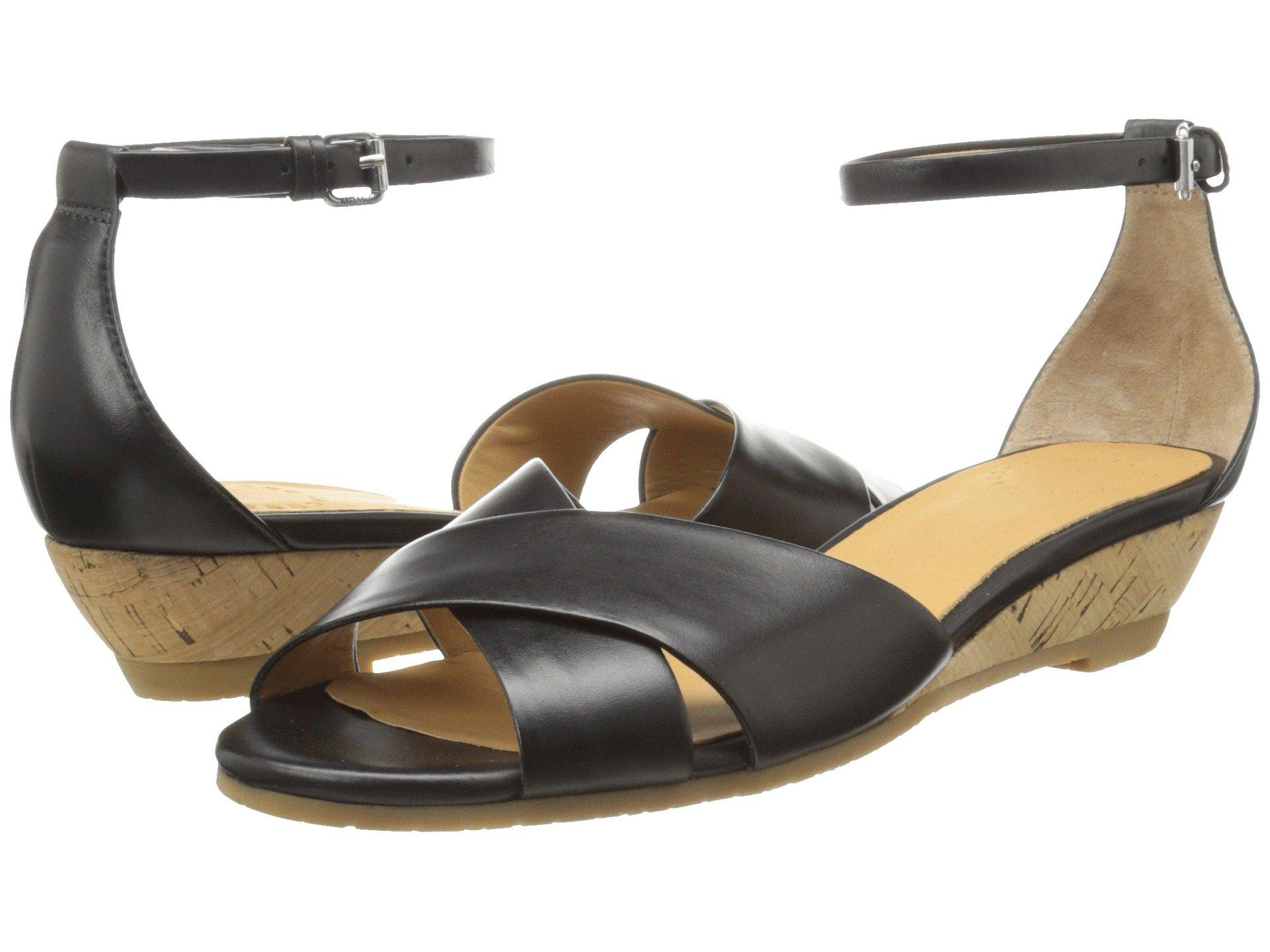 Marc By Marc Jacobs Seditionary Wedge Sandal In Black