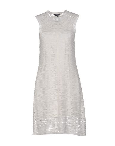 Theory Short Dress In White