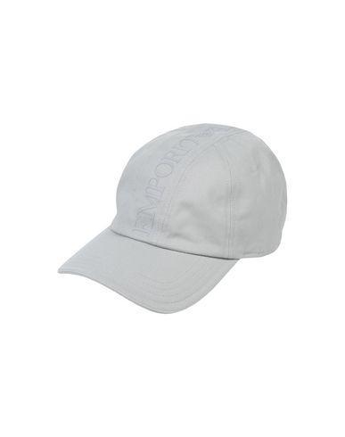 Emporio Armani Hats In Grey  835d3da6ae3