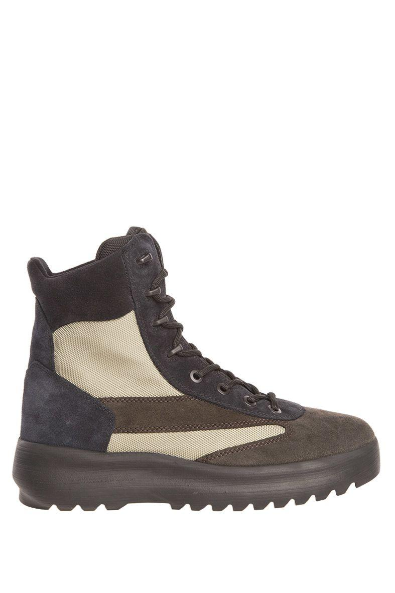 094f9a978 Yeezy Season 5 Boots In Oil-Military Light