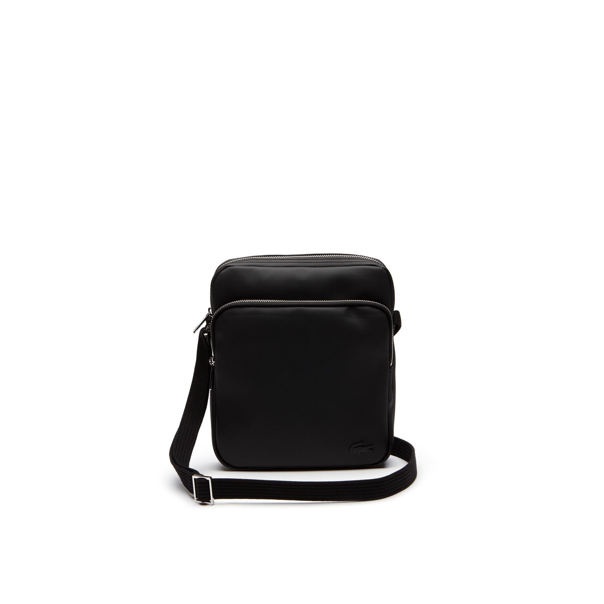 139d5d8955689 Lacoste Men s Classic Petit PiquÉ Double Bag In Peacoat