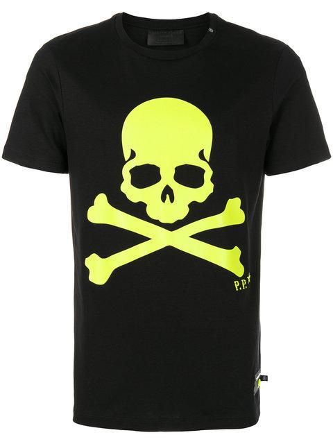 Philipp Plein T-Shirt In Black