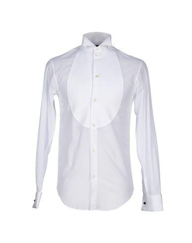 Emporio Armani Shirts In White