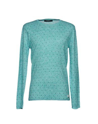 Scotch & Soda Sweater In Light Green
