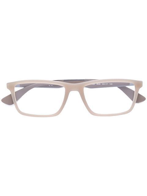 Ray Ban Square Shaped Glasses