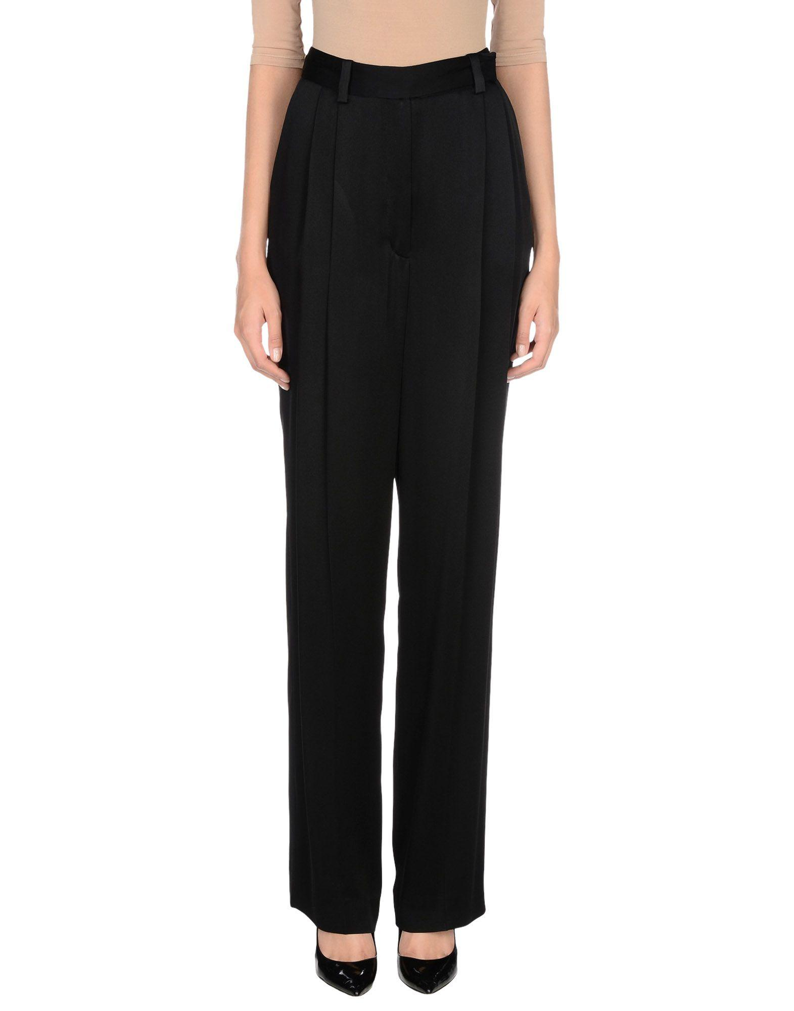Lanvin Casual Pants In Black
