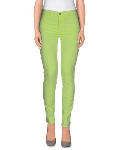 J Brand Casual Pants In Acid Green