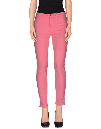J Brand Casual Pants In Fuchsia