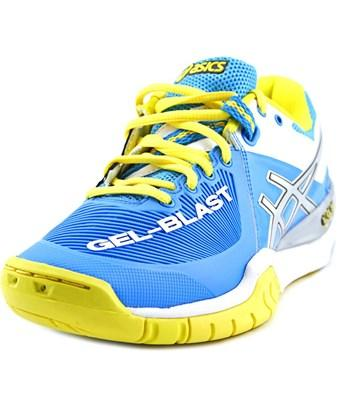 tout neuf e955e 5cd34 Asics Gel-Blast 6 Women Round Toe Synthetic Running Shoe in Blue