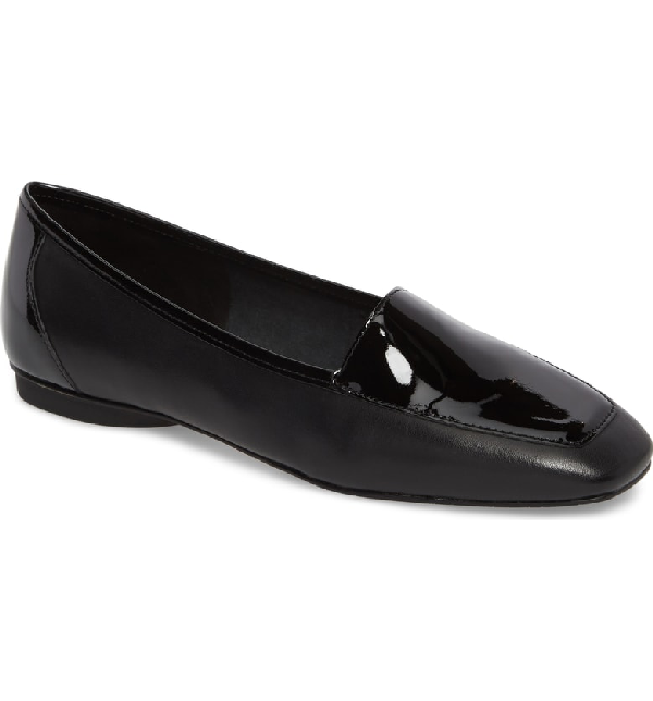 b3a226e14 Donald J Pliner Deedee Slip-On Mixed Leather Flat