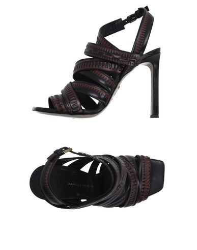 Daniele Michetti Sandals In Black