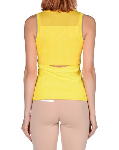 A.w.a.k.e. Tank Top In Yellow