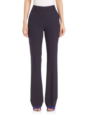 3.1 Phillip Lim Stove Pipe Pants In Navy