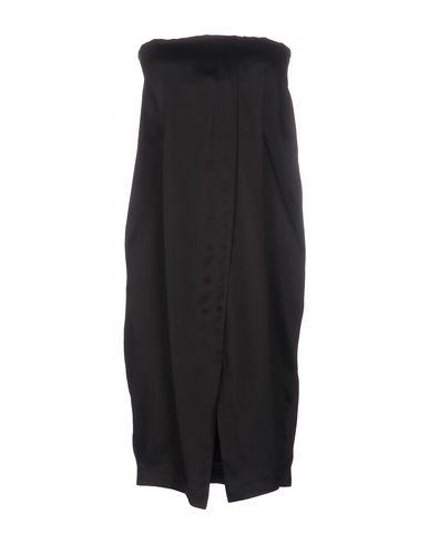 Acne Studios Short Dress In Black