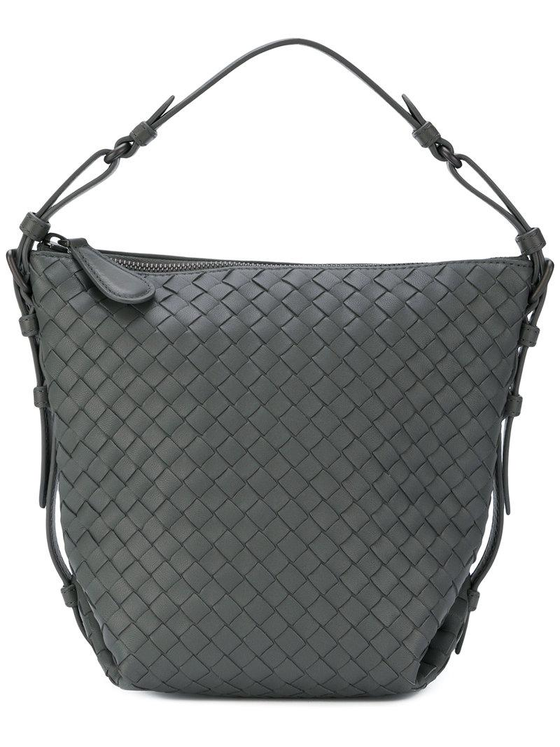 974c325e469c Bottega Veneta Small Intrecciato Boudoir Bag