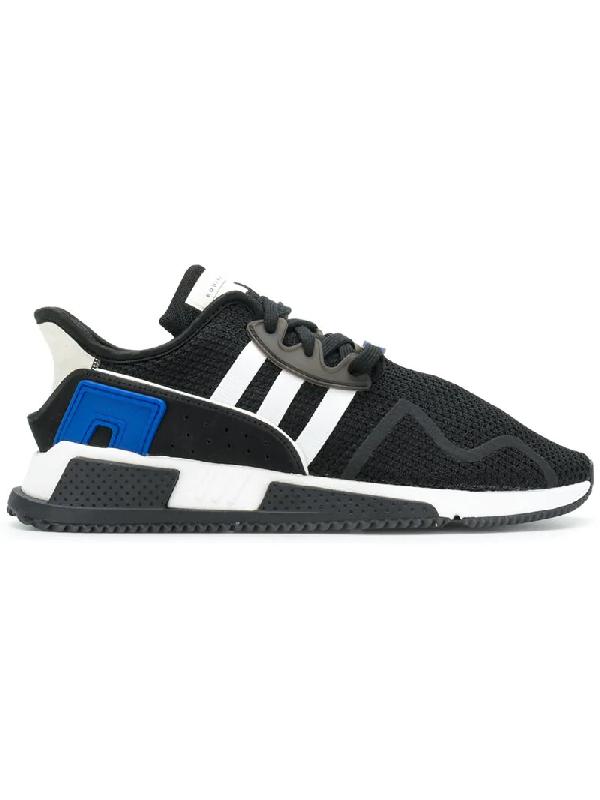 Eqt Cushion Adv Sneakers In Black Cq2374 Black