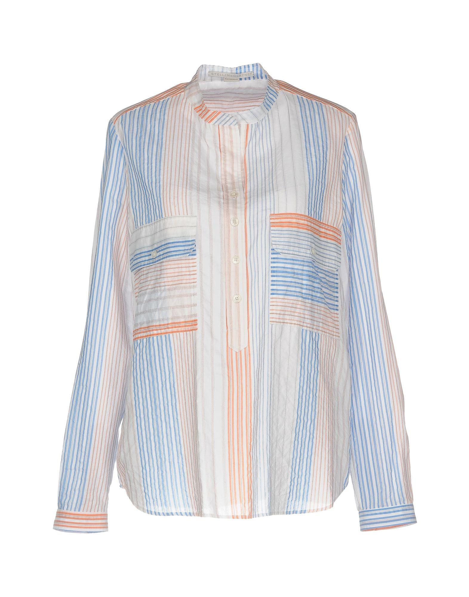 7c3a2a03 Stella Mccartney Blouse In Orange | ModeSens