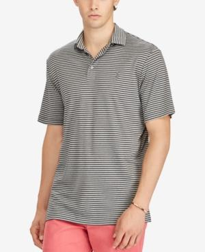 76d402fa0 Polo Ralph Lauren Soft-Touch Classic Fit Short Sleeve Polo Shirt In Andover  Heather/