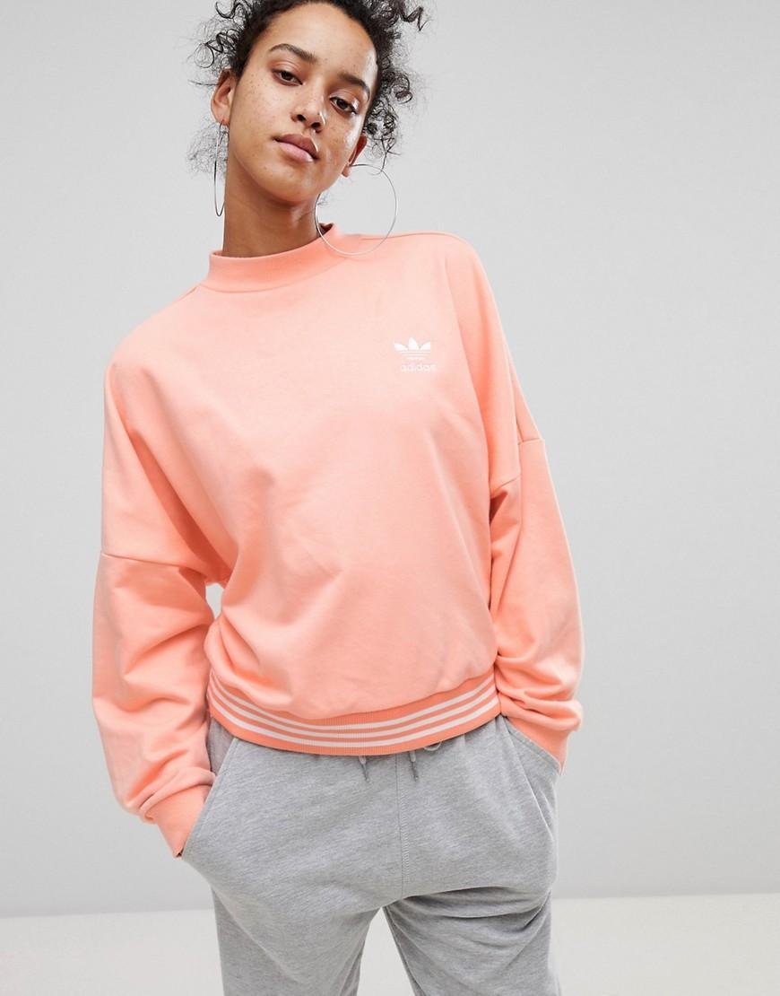 wholesale price casual shoes cheaper X Pharrell Williams Hu Coral Sweatshirt - Pink