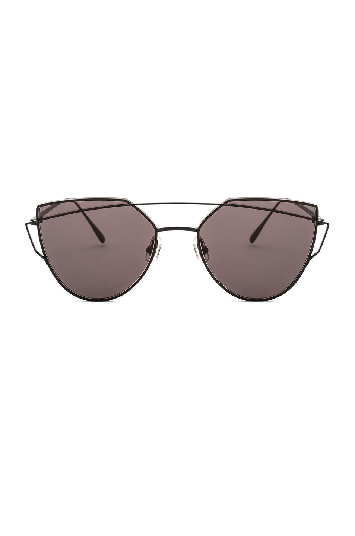 7a32ca00a8a4 Gentle Monster Black Lovepunch Sunglasses