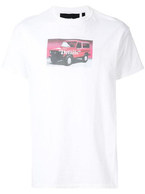 Blood Brother Printed T-Shirt