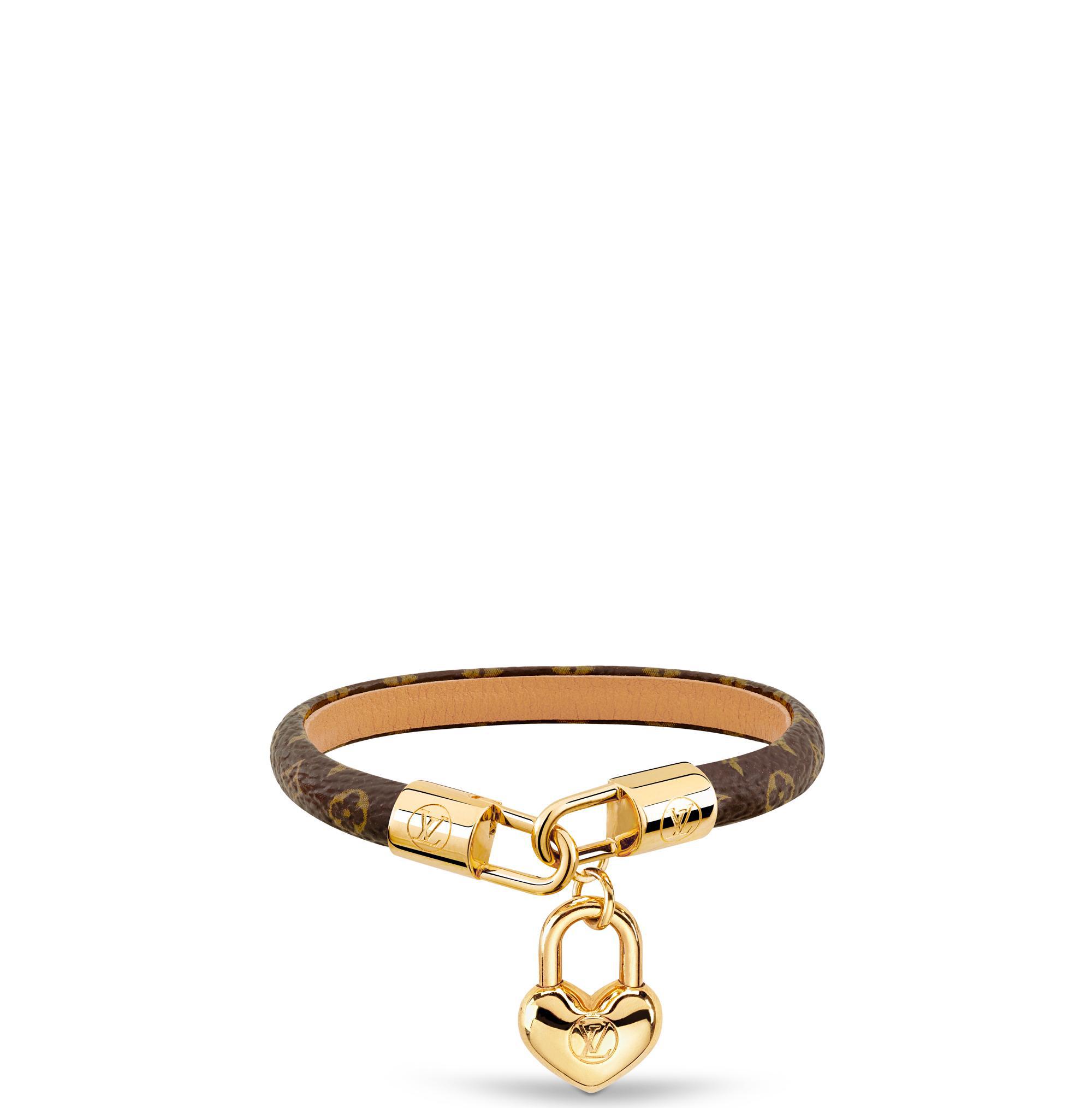 948b8b5314953 Louis Vuitton Crazy In Lock Bracelet