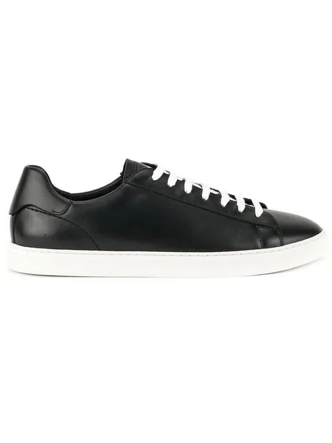 Dsquared2 Low-top Sneakers Tennis Calfskin Black