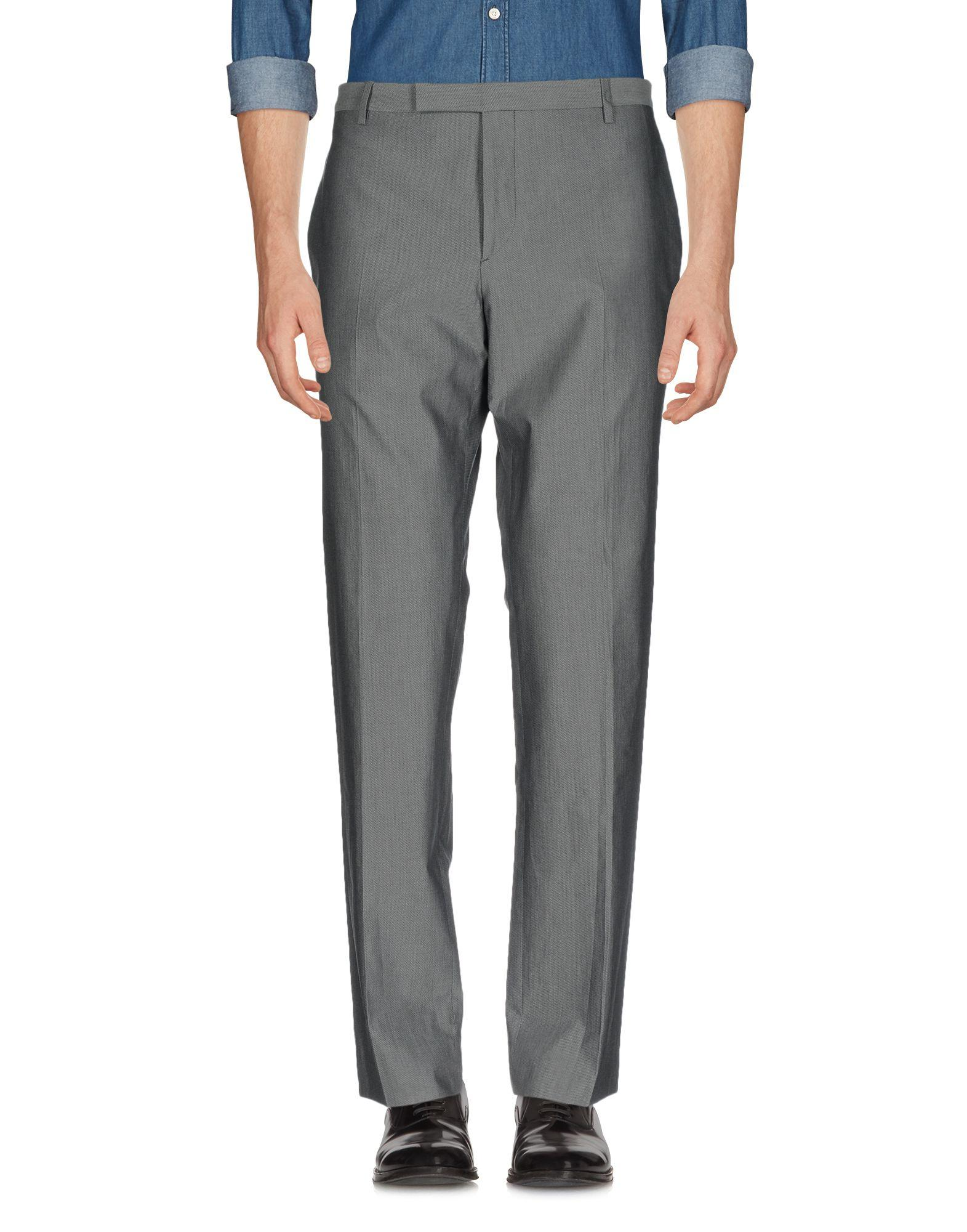 Ps By Paul Smith Casual Pants In Grey