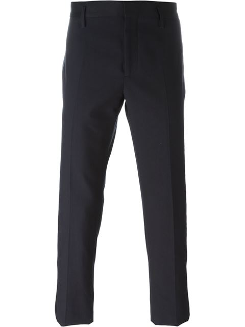 Marc Jacobs Tailored Trousers - Blue