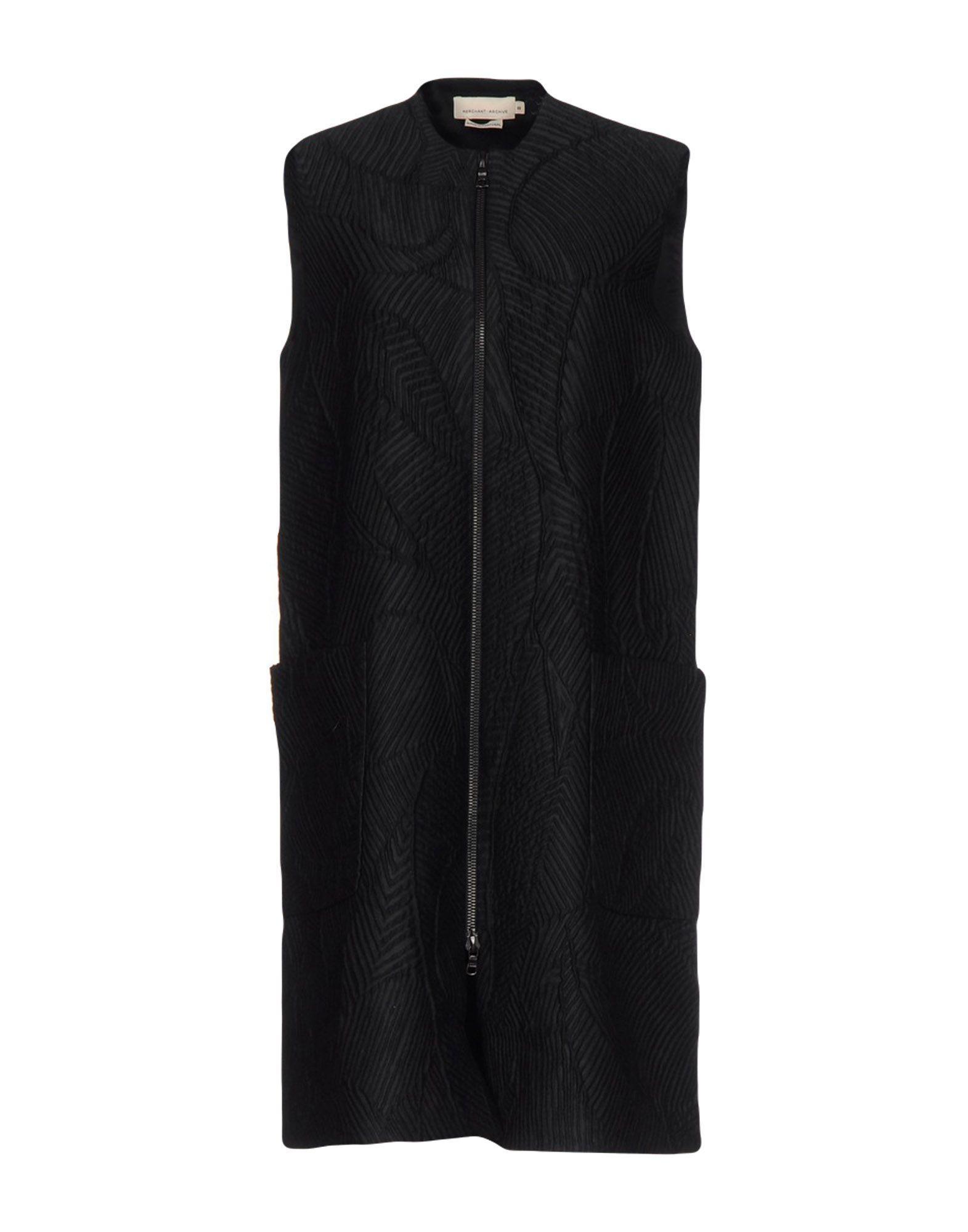 Merchant Archive Short Dress In Black