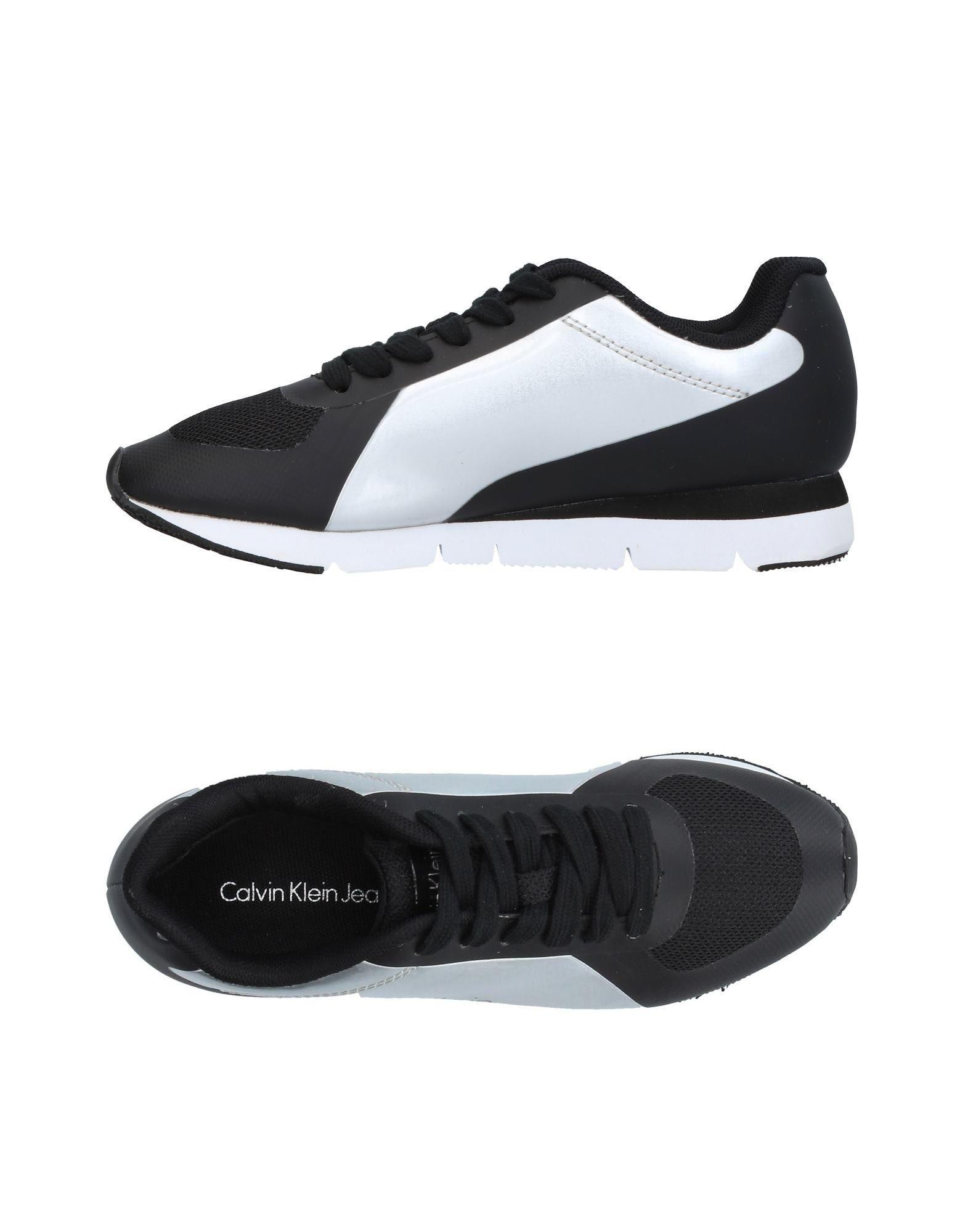 calvin klein jeans sneakers in black modesens. Black Bedroom Furniture Sets. Home Design Ideas