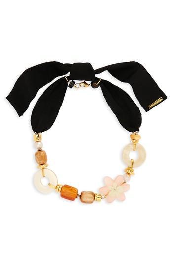 Lizzie Fortunato Go-Go Necklace In Gold Multi
