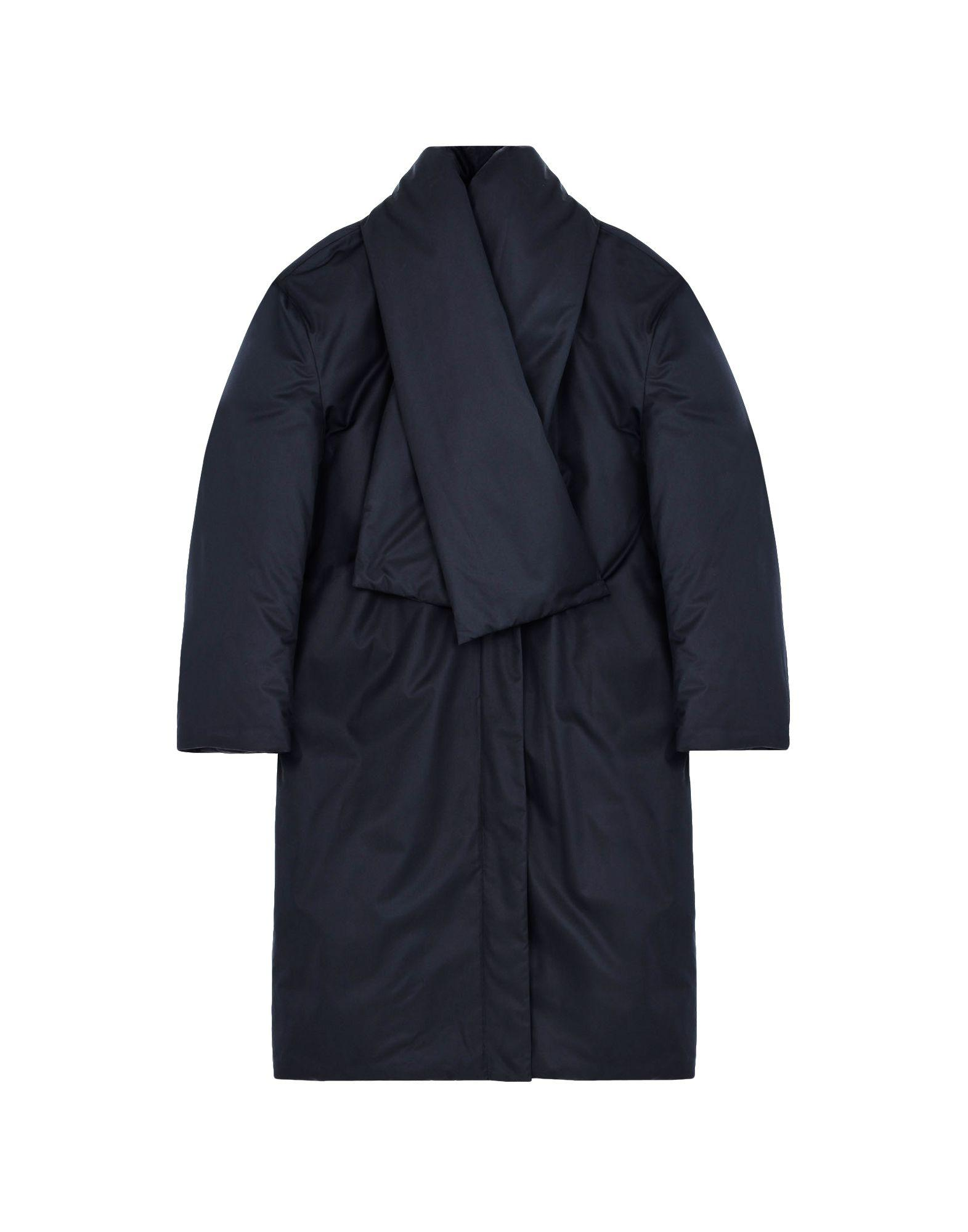 Jil Sander Down Jacket - Dark Blue