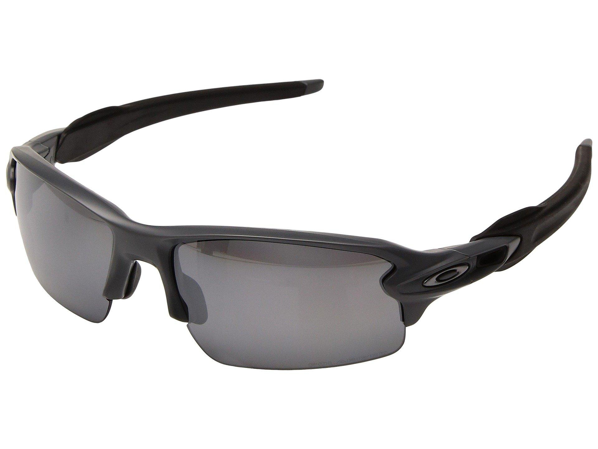 46374f447d5 Oakley Mph Flak 2.0 Polarized In Matte Heather Grey Black