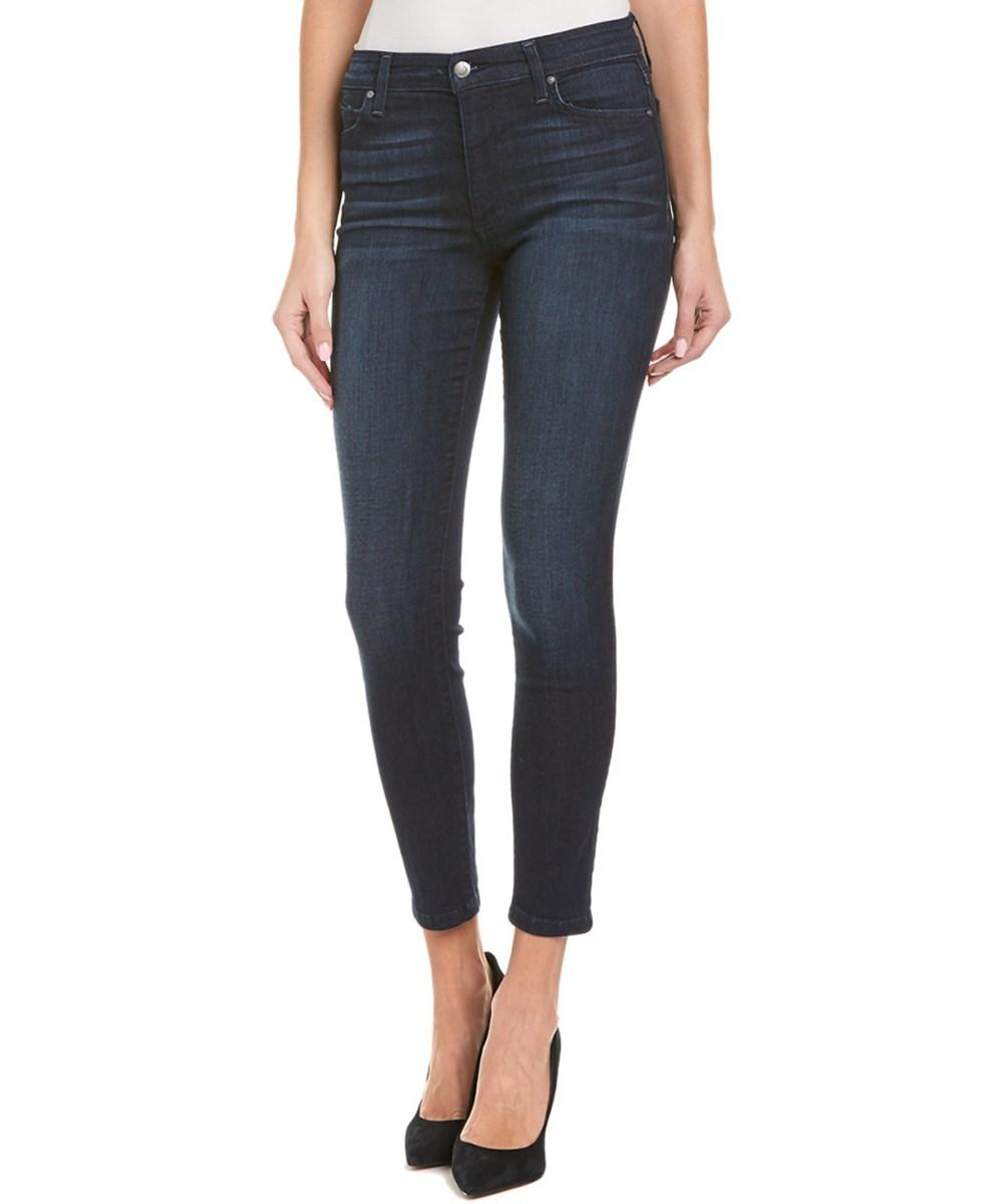 low cost website for discount big collection Joe's Jeans Charlie Hannah High-Rise Ankle Cut in Medium Denim