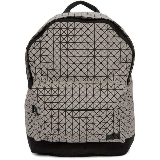 Bao Bao Issey Miyake Beige Daypack Backpack  e643b2c21cb13