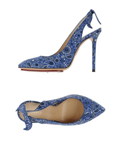 Charlotte Olympia In Pastel Blue