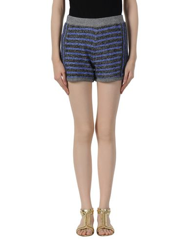 Alexander Wang T Shorts In Blue