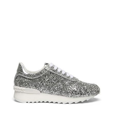 Casadei Sneaker In Silver