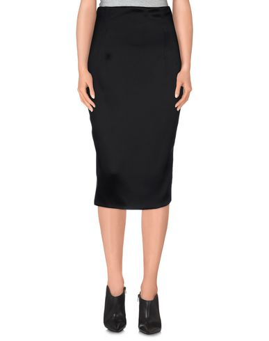 Fausto Puglisi 3/4 Length Skirts In Black