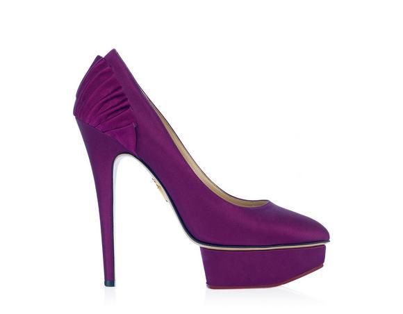 Charlotte Olympia Paloma In Silk%20satin_500_purple