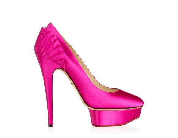 Charlotte Olympia Paloma In Silk%20satin_670_pink