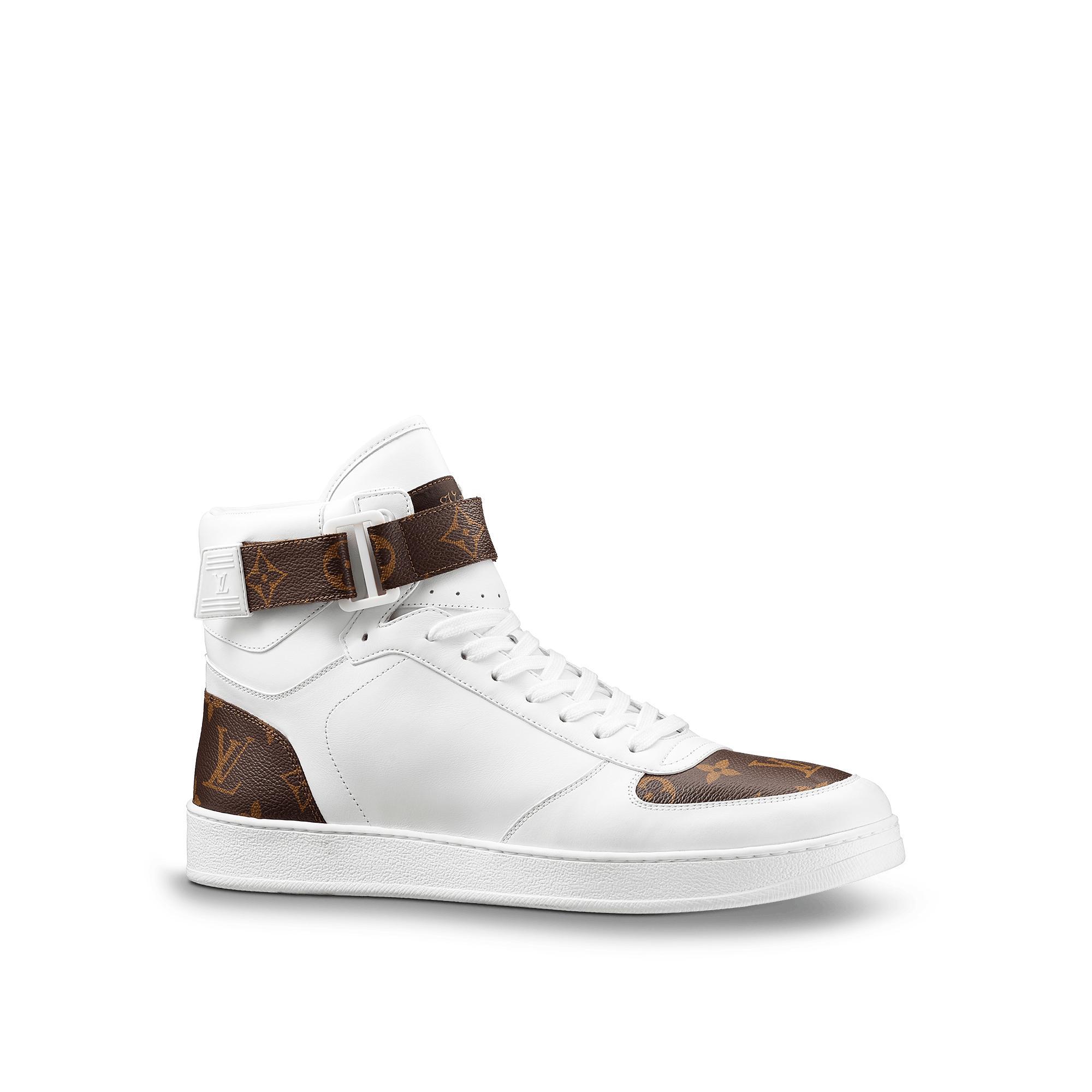 a41ab7f49e98 Louis Vuitton Rivoli Sneaker Boot
