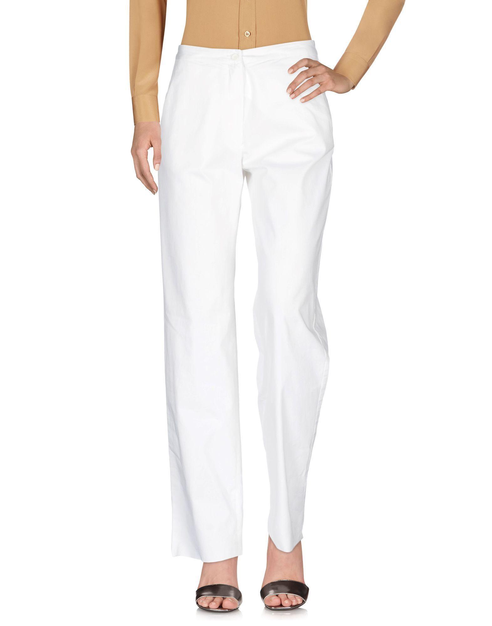 Allegri Casual Pants In White