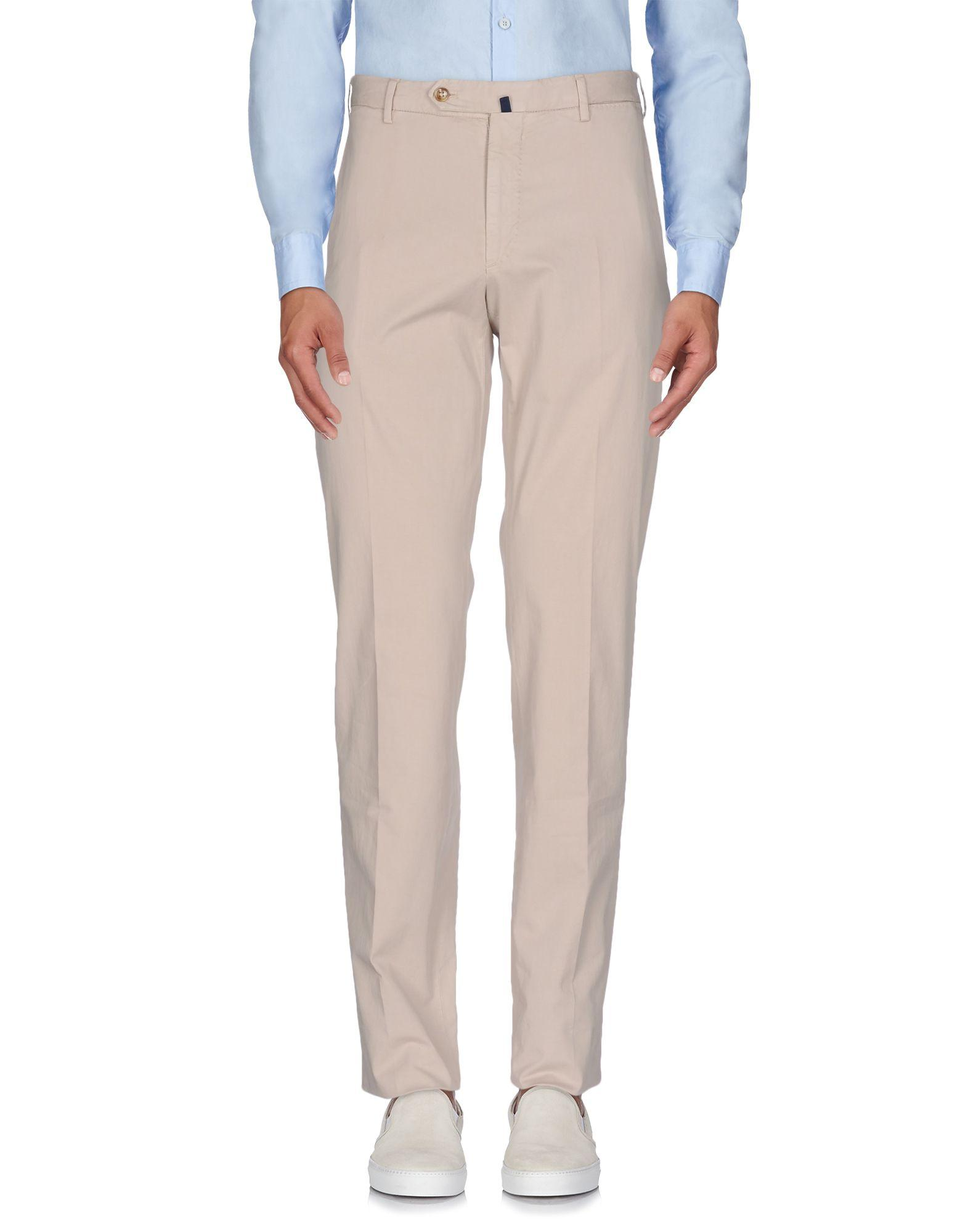 Incotex Casual Pants In Beige