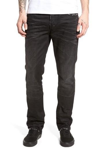 Prps Slim Straight Leg Jeans In Sternum