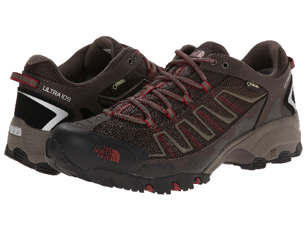 c718c1619 'Ultra 109 Gtx' Waterproof Running Shoe in Coffee Brown/Rosewood Red (Prior  Season)